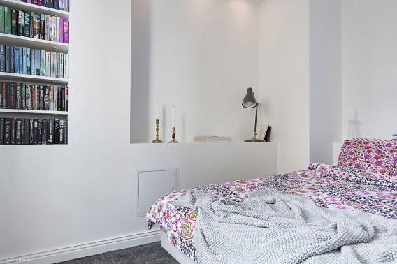 Modern Scandinavian apartment in Stockholm 002