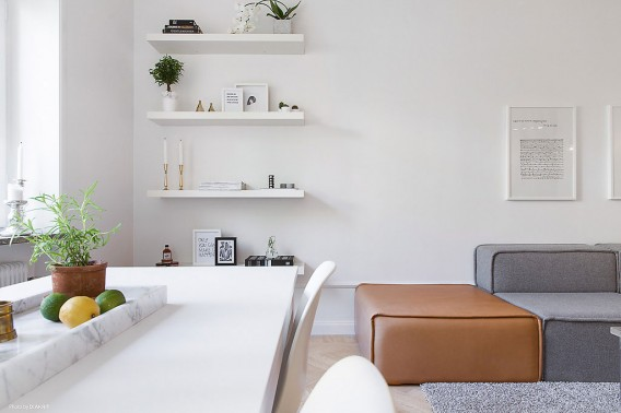 Modern Scandinavian apartment in Stockholm 006