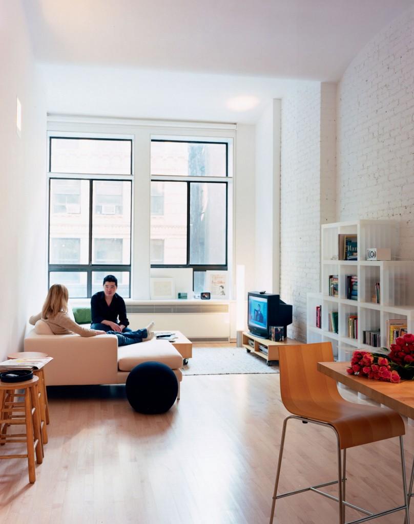NY Loft by Kyu Sung Woo Architects 005