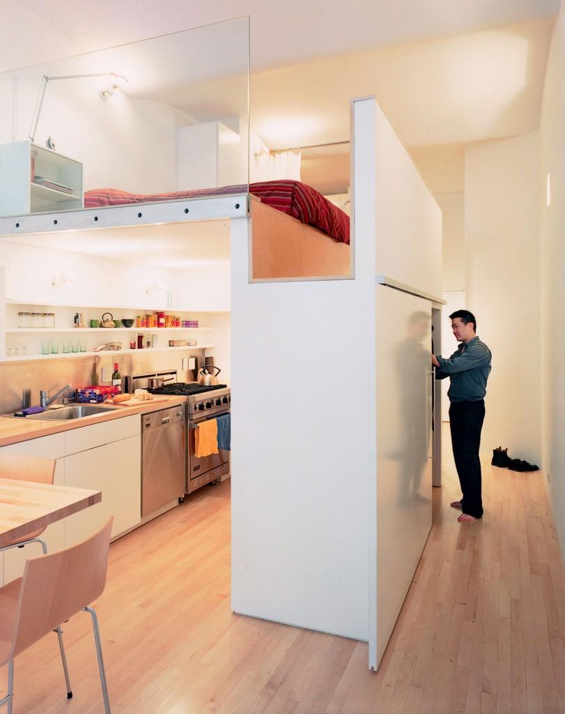 NY Loft by Kyu Sung Woo Architects 006
