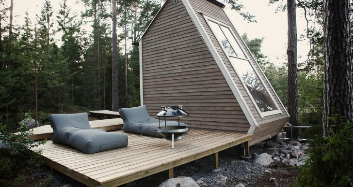 Nido Micro Cabin / Robin Falck