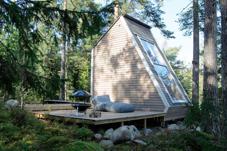 Nido Micro Cabin Robin Falck Ideasgn