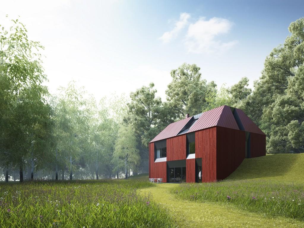 Prefab Tind House by Claesson Koivisto Rune 002