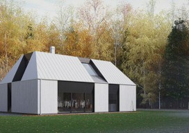 Prefab Tind House / Claesson Koivisto Rune