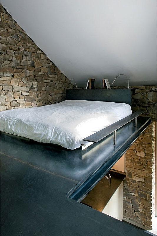 ROLY Loft ideasgn12  Atelier d'Architecture Bruno Erpicum