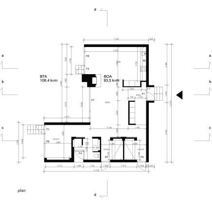 Refugium of a Forester by Petra Gipp Arkitektur Plan 04 | ideasgn