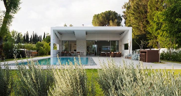Savion House / Tsionov Vitkon Architechts