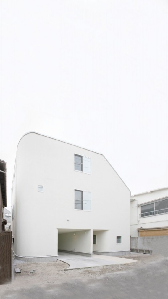 Slide House in Nakameguro by LEVEL Architects 015