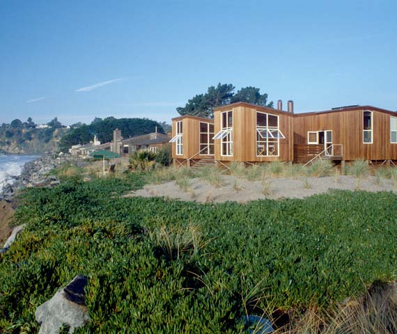 Stinson Beach House Turnbull Griffin Haesloop