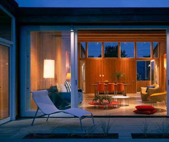 Beach House Turnbull Griffin Haesloop Architects