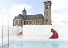 Swimming pool K / dmvA Architecten