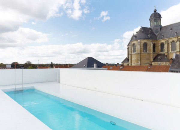 Swimming pool K dmvA Architecten