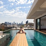 Tel Aviv Town House 1 by Pitsou Kedem Architect 004