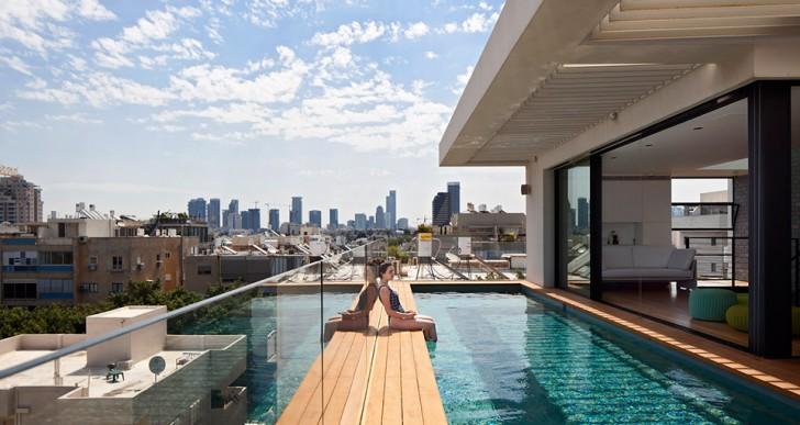 Tel Aviv Town House 1 / Pitsou Kedem Architect