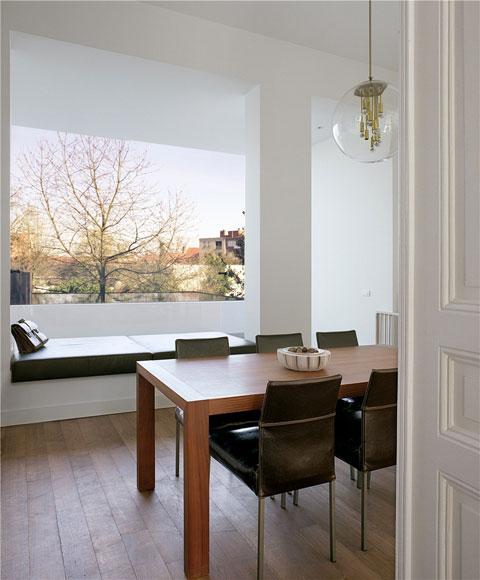 Terraced House Renovation Heverlee Belgium by Volt architecten 002a