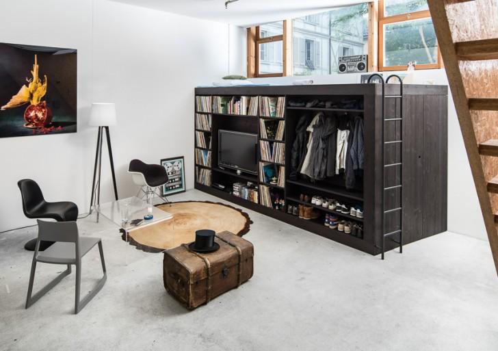The Living Cube / Till Koenneker