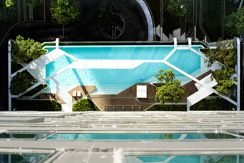 The Pool @ Pyne by Sansiri