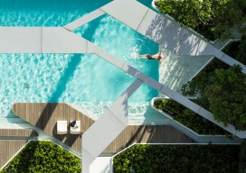 The Pool @ Pyne by Sansiri / TROP. terrains + open space