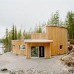 Villa Nyberg lake House by  Kjellgren Kaminsky Architecture 003