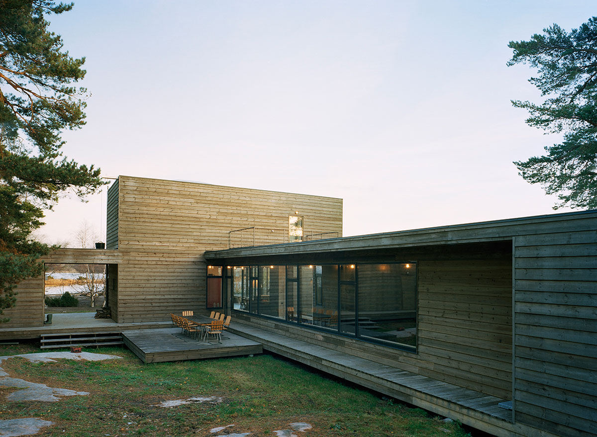 villa plus stockholm archipelago summer house by Farmhouse Interior Renovation Ideas Farmhouse Renovation Before and After