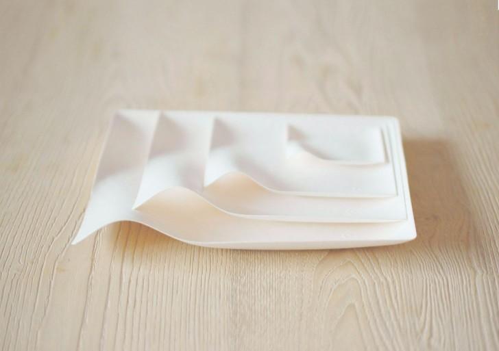 Wasara tableware / Shinichiro Ogata