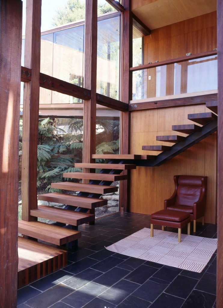 Waterfall Bay House New Zealand by Bossley Architects 003