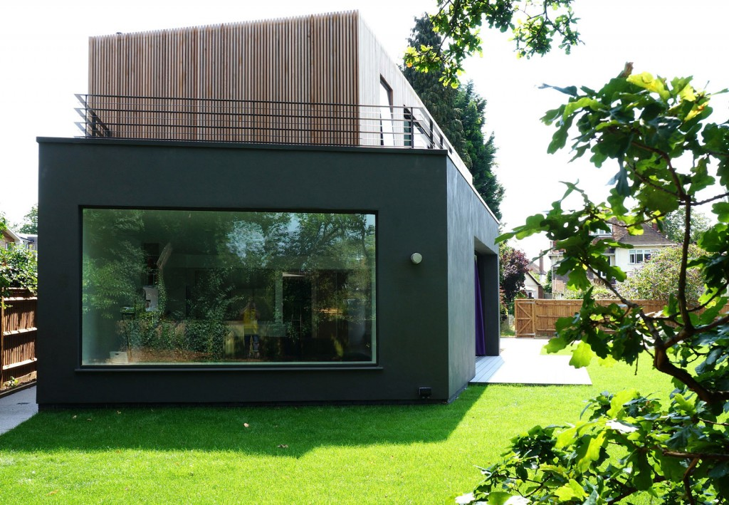 Wedge House Thames Ditton by SOUP Architects 003