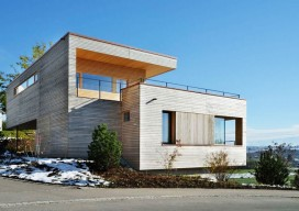 Weinfelden House / K_m Architektur