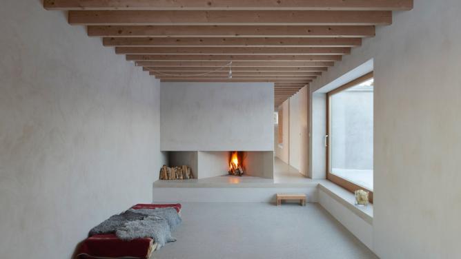 Atrium House on Gotland / Tham & Videgard Arkitekter