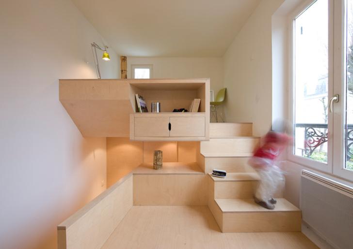 Chatou House / H2O Architectes