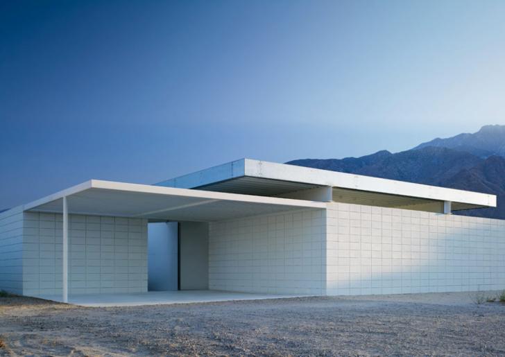 Desert House / Jim Jennings Architecture