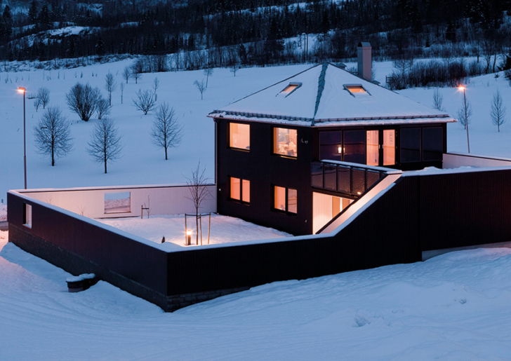 Future Active House in Norway / Brendeland & Kristoffersen