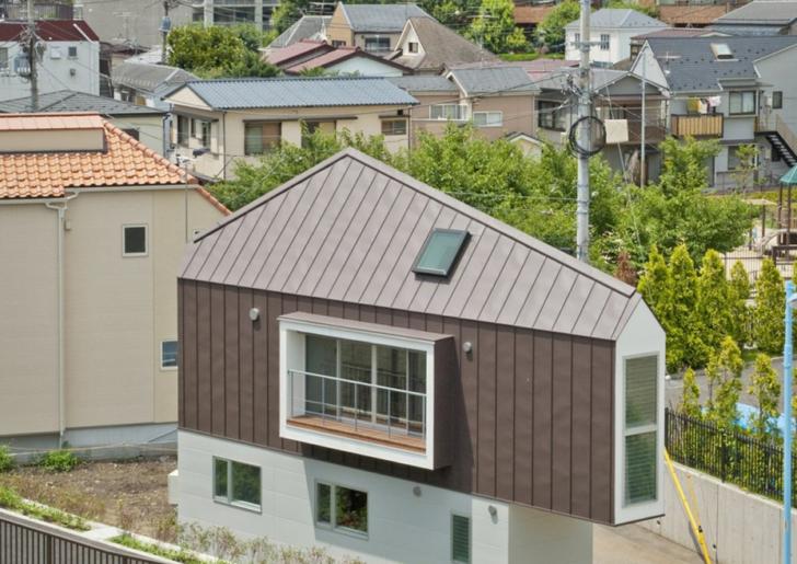 Horinouchi House / Mizuishi Architect Atelier
