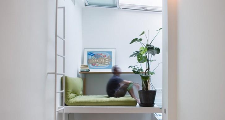 100 m3 Apartment in Madrid / MYCC Architecture Office