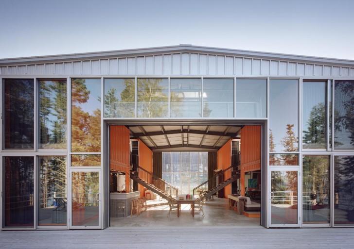 12 Container House / Adam Kalkin