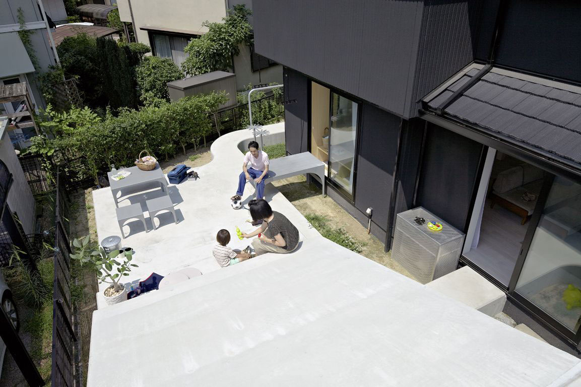 A japanese home and garden renovation idea sgn ikoma city for Garden renovation ideas