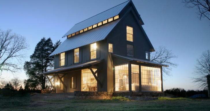 A Modern Farmhouse / Pursley Dixon Architecture