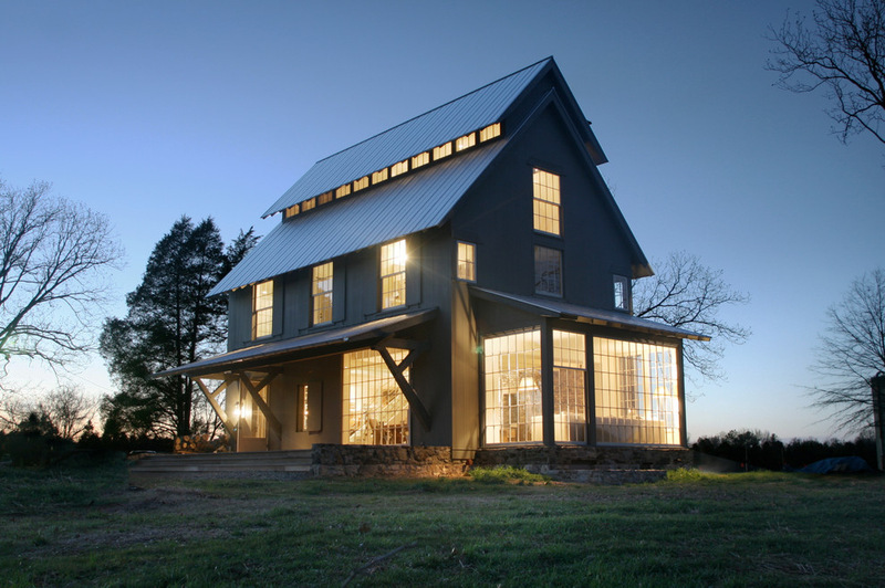 A modern farmhouse pursley dixon architecture ideasgn for The modest farmhouse