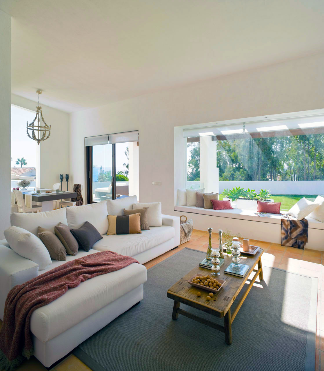Andalusian Style Casa Fina In Spain Idea Sgn Living Room