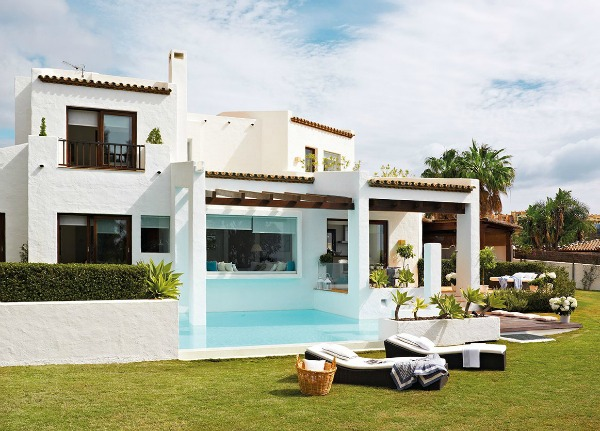 Andalusian Style Casa Fina in Spain