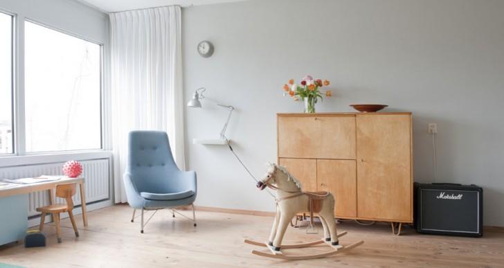 Apartment in Amsterdam / Roel Huisman