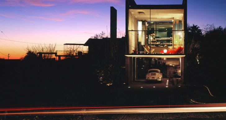 Burnette Residence / Wendell Burnette Architects