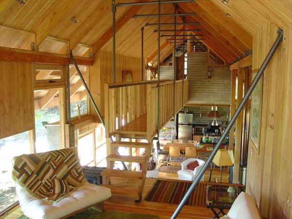 Casa Dos Robles Chile Villa idea+sgn by Aguilo & Pedraza Arquitectos 2