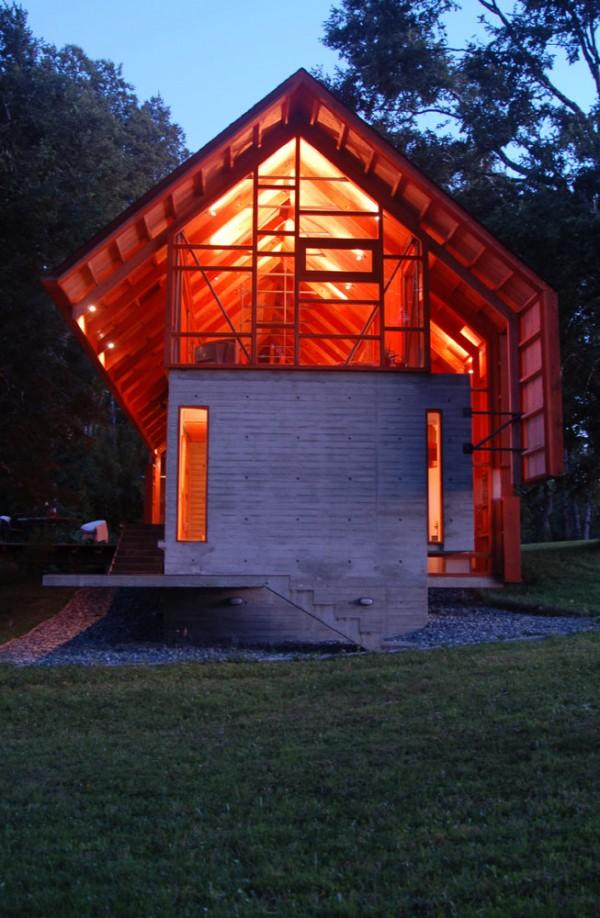 Casa Dos Robles Chile Villa idea+sgn by Aguilo & Pedraza Arquitectos 6
