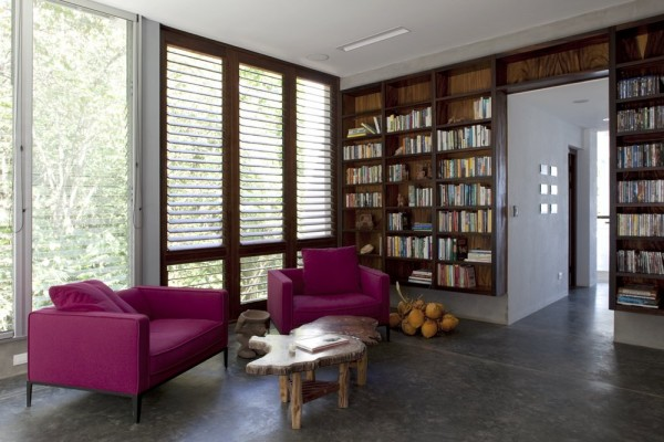 Casa Torcida Interiors by SPG Architects at IDEASGN 9
