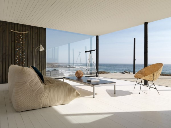 Casa W Chile Seaside House by 01Arq at IDEASGN