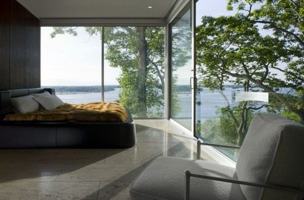 Clearhouse New York Lakeside House bedroom idea+sgn by Stuart Parr Design 3