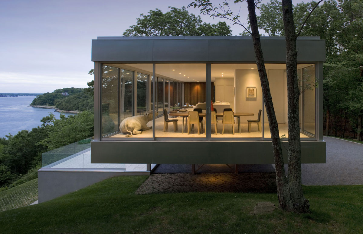 Clearhouse New York Lakeside House Idea Sgn By Stuart Parr