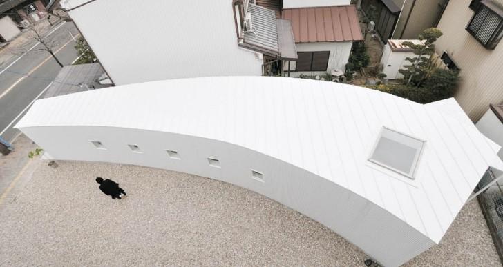 Curved Small Studio / Studio Velocity Architects
