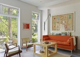 Dean Street Townhouse / Bergen Street Studio